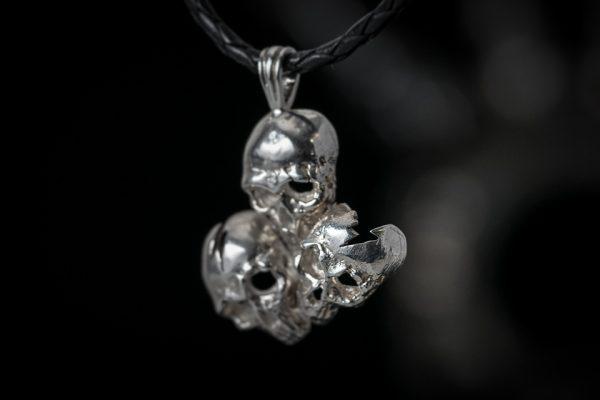 Skull Gang 9 front