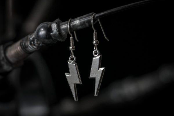 Thunderflash Earring